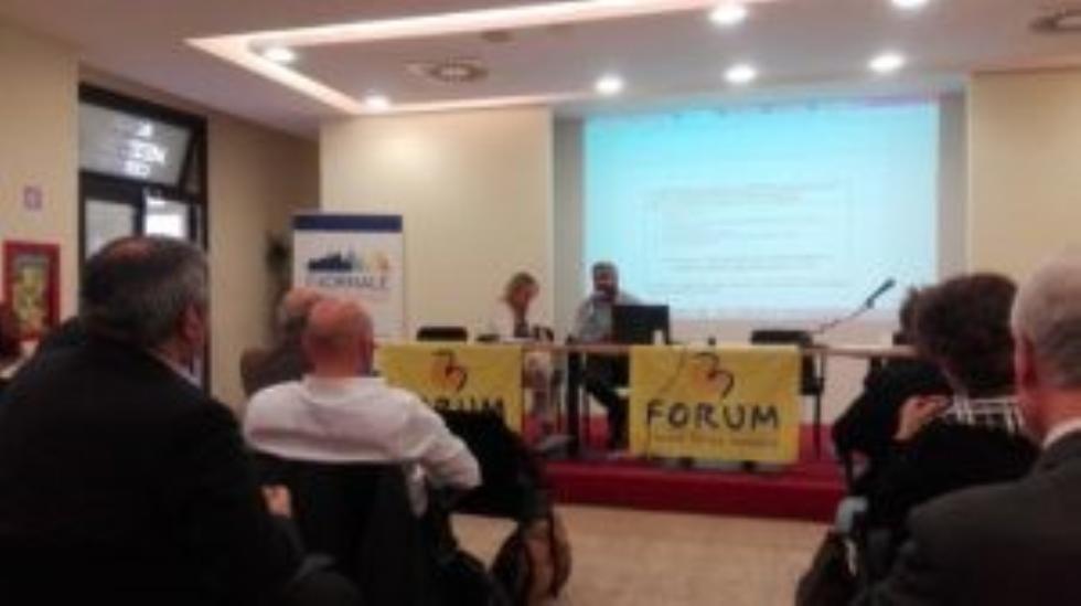 Riunione del Forum del terzo settore dell'11 aprile