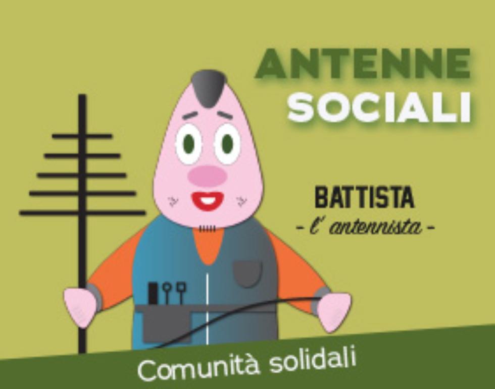 PROGETTO ANTENNE SOCIALI - ANTEAS FITUS