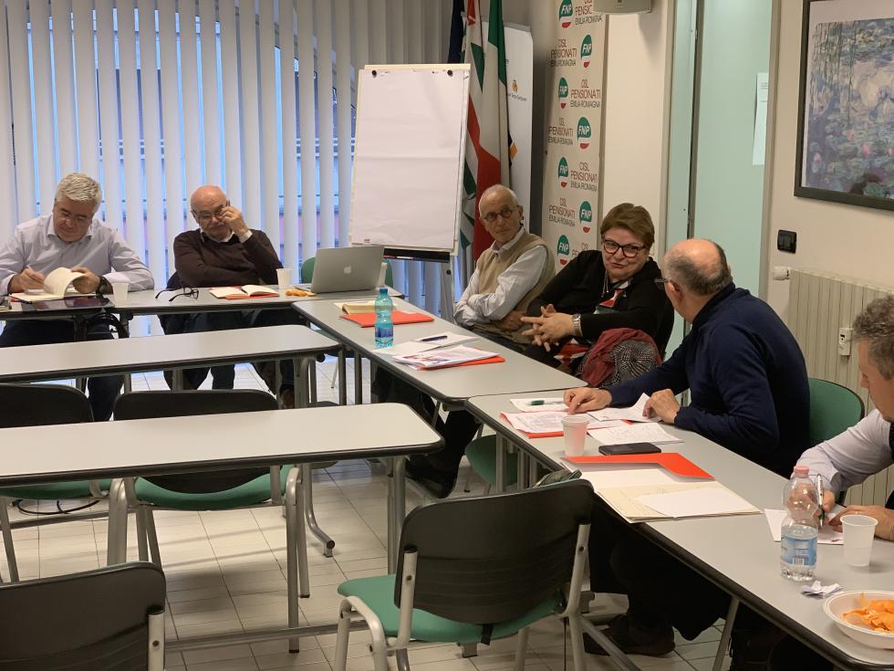 Seminario di Anteas Lab, tenutosi il 19 novembre  a Bologna, con la partecipazione di Ivo Lizzola e Sergio Manghi, dedicato al volontariato.