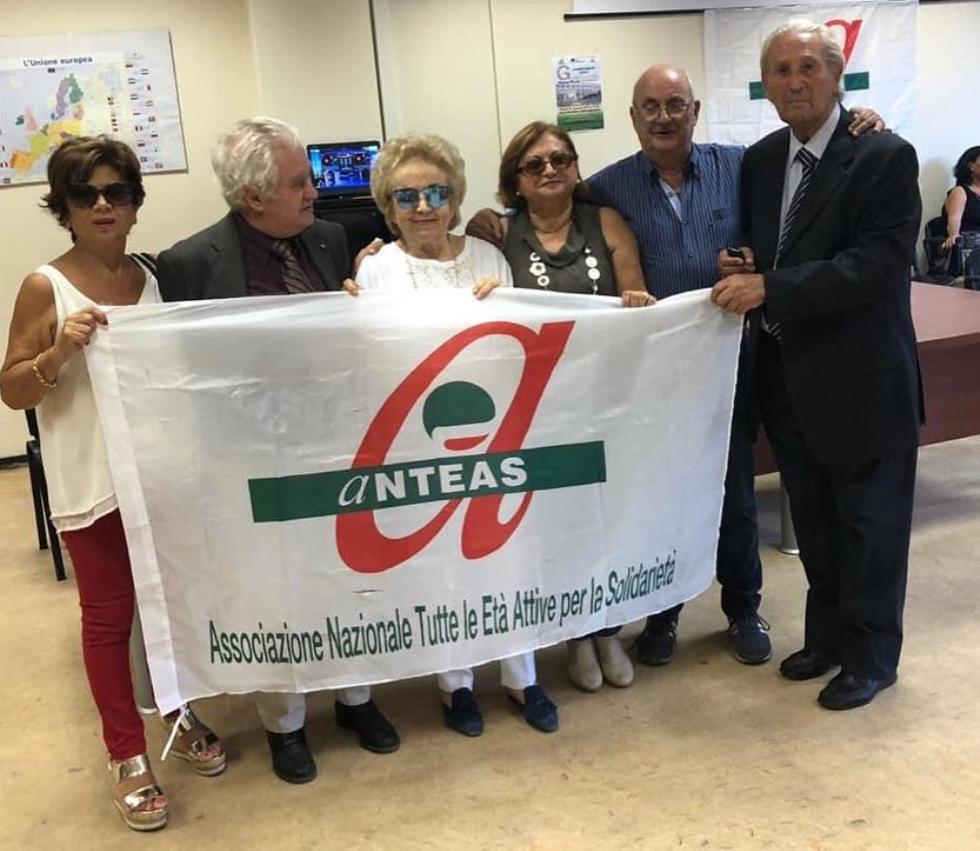 Anteas Reggio Calabria: Immagini dell'iniziativa