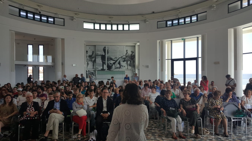 Sofia Rosso sul caregiving al convegno di Senigallia