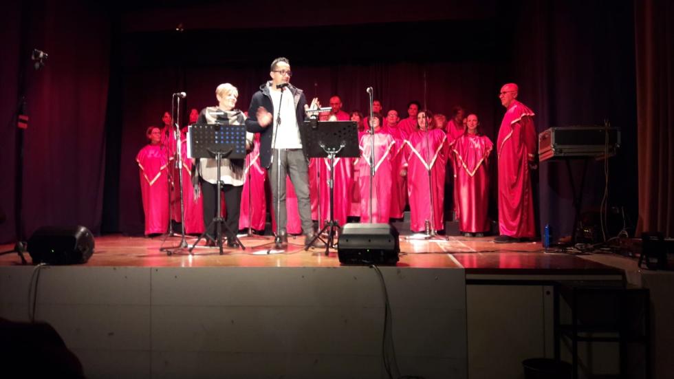 Anteas Campolongo, coro