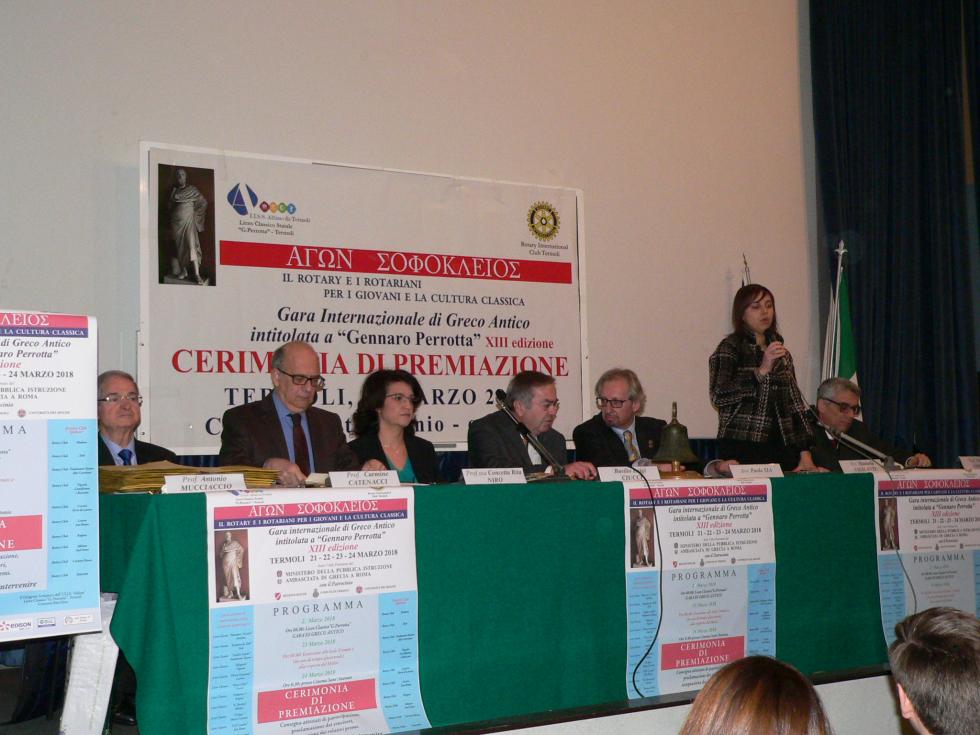 iniziativa culturale a Termoli