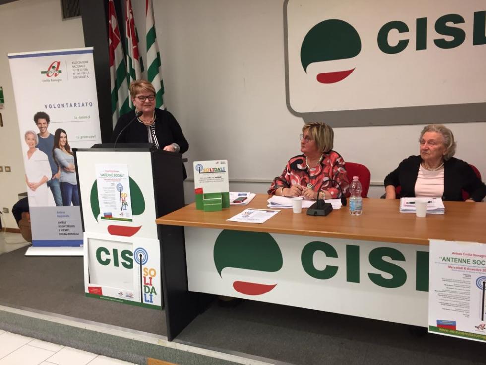 Antenne Sociali in Emilia Romagna