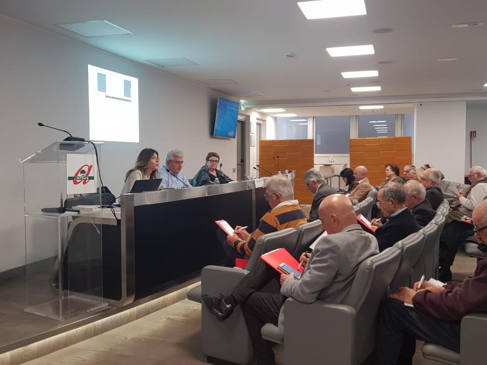 Consiglio Nazionale Anteas, Roma 27 novembre 2019