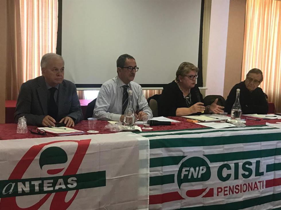 Assemblea regionale Anteas Puglia