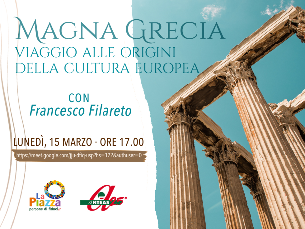Magna Grecia  - viaggio alle origini della cultura europea