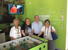 L'avventura di Anteas ad Expo 2015 continua!