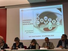 Anteas  alla conferenza regionale Puglia dei servizi in rete Cisl