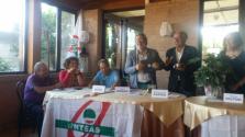 Luigi Pietrosimone nuovo presidente dell'Anteas Molise
