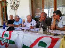 Direttivo Anteas Abruzzo a Silvi Marina
