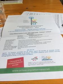 Il progetto di Anteas Nazionale