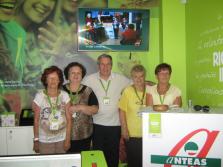 Visita di Anteas Torino all'Expo di Milano (luglio 2015)