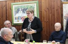 La presidenza nazionale Anteas visita San Ginesio, un paese delle Marche colpito dal terremoto