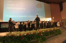 I 20 anni di Anteas Bergamo